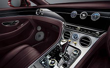 Обои автомобили Bentley Continental GT Convertible Number 1 Edition by Mulliner - 2019