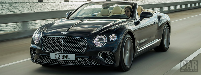 Обои автомобили Bentley Continental GT V8 Convertible - 2019 - Car wallpapers