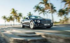 Обои автомобили Bentley Continental GT V8 Convertible - 2019