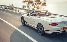 Обои автомобили Bentley Continental GT Convertible - 2019
