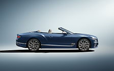 Обои автомобили Bentley Continental GT Mulliner Convertible - 2020