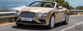 Bentley Continental GT Convertible - 2015