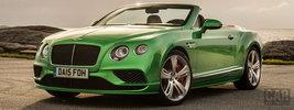 Bentley Continental GT Speed Convertible - 2015