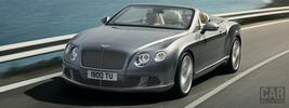 Bentley Continental GTC - 2011