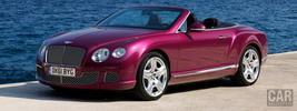 Bentley Continental GTC W12 - 2012