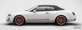 Bentley Continental Supersports Convertible ISR - 2011