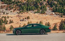 Обои автомобили Bentley Flying Spur Blackline (Verdant) - 2019