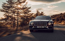 Обои автомобили Bentley Flying Spur (Cricket Ball) - 2019