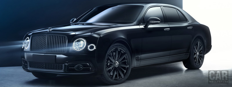 Обои автомобили Bentley Mulliner Mulsanne Speed Bamford - 2016 - Car wallpapers