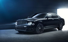 Обои автомобили Bentley Mulliner Mulsanne Speed Bamford - 2016