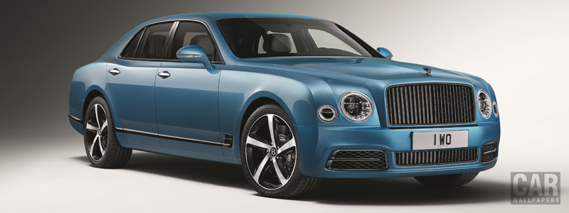 Обои автомобили Bentley Mulsanne Design Series - 2017 - Car wallpapers