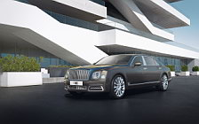 Cars wallpapers Bentley Mulsanne Hallmark Series by Mulliner - 2017