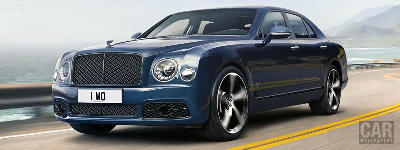 Обои автомобили Bentley Mulsanne 6.75 Edition by Mulliner - 2020 - Car wallpapers