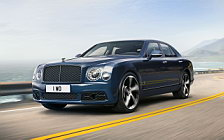 Обои автомобили Bentley Mulsanne 6.75 Edition by Mulliner - 2020