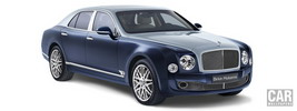 Bentley Birkin Mulsanne - 2014