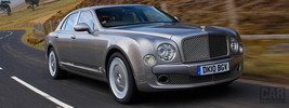 Bentley Mulsanne - 2010