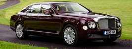 Bentley Mulsanne - 2011