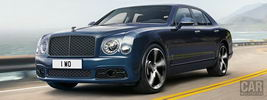 Bentley Mulsanne 6.75 Edition by Mulliner - 2020