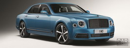 Bentley Mulsanne Design Series - 2017