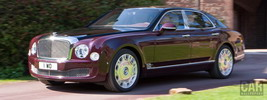 Bentley Mulsanne Diamond Jubilee Edition - 2012