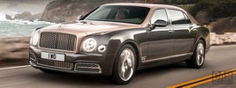 Bentley Mulsanne Extended Wheelbase - 2016