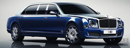 Bentley Mulsanne Grand Limousine by Mulliner - 2016