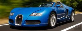Bugatti Veyron 16.4 Grand Sport - 2009
