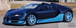 Bugatti Veyron 16.4 Grand Sport Vitesse - 2012