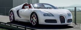 Bugatti Veyron 16.4 Grand Sport Wei Long - 2012