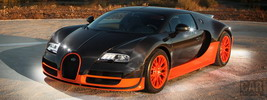 Bugatti Veyron 16.4 Super Sport - 2010