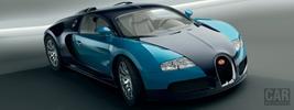 Bugatti Veyron - 2004