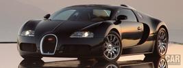 Bugatti Veyron Black - 2008