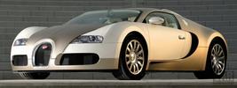 Bugatti Veyron Gold Edition - 2009