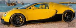 Bugatti Veyron Grand Sport Middle East Edition - 2012