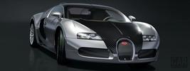 Bugatti Veyron Pur Sang - 2007