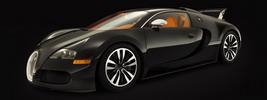 Bugatti Veyron Sang Noir - 2008