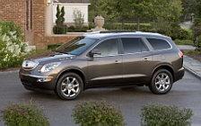 Обои автомобили Buick Enclave - 2008