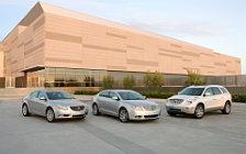 Обои автомобили Buick Enclave CXL - 2011