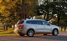 Обои автомобили Buick Enclave - 2013