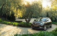 Обои автомобили Buick Enclave Tuscan Edition - 2015