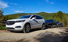 Обои автомобили Buick Enclave Avenir - 2017