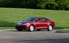 Обои автомобили Buick LaCrosse 4-Cylinder - 2011