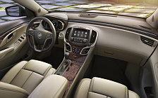 Обои автомобили Buick LaCrosse - 2014
