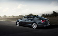 Обои автомобили Buick LaCrosse Avenir - 2018