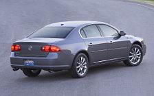 Обои автомобили Buick Lucerne CXS - 2007