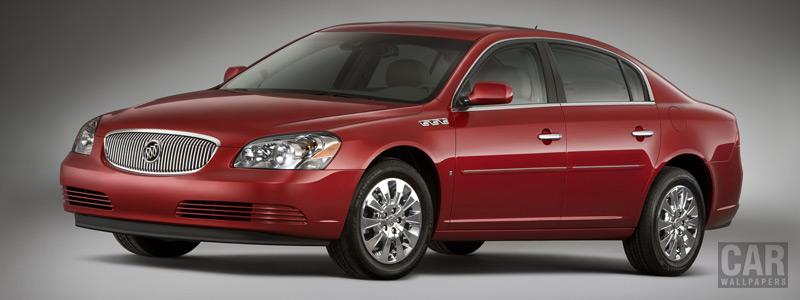 Обои автомобили Buick Lucerne CLX Special Edition - 2008 - Car wallpapers