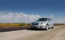 Обои автомобили Buick Regal - 2011