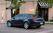 Обои автомобили Buick Regal - 2014