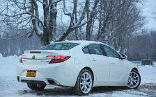 Обои автомобили Buick Regal GS AWD - 2015