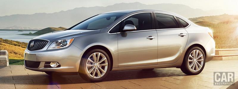 Обои автомобили Buick Verano - 2011 - Car wallpapers